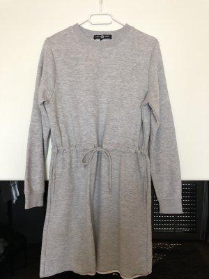 Daisy Street Sweater Dress light grey-grey
