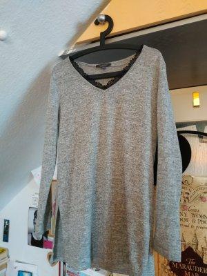 Primark Abito maglione grigio