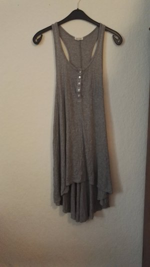 Graues Racerback-Kleid von Urban Outfitters