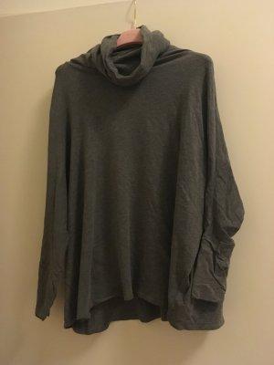 Majestic Camicia lunga grigio