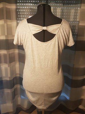 Clockhouse Camisa gris claro