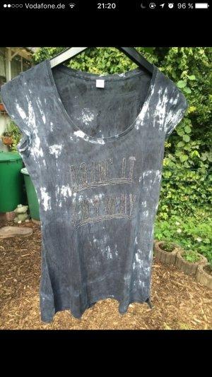 Graues Shirt von S.Oliver