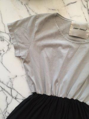 Graues Shirtkleid / Longkleid NEU