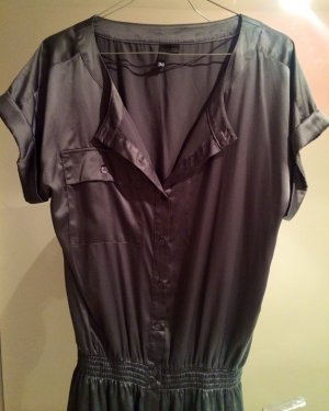 Graues Sommerkleid H&M