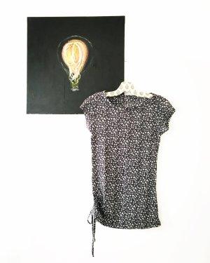 graues sternen shirt / vintage / boho / hippie / festivallook