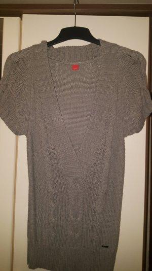 graues Strick-Shirt von Esprit