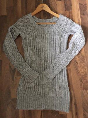 Pimkie Knitted Dress light grey