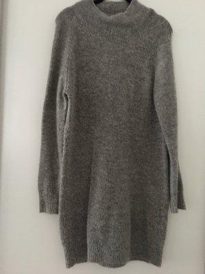 Only Abito di maglia grigio chiaro-grigio