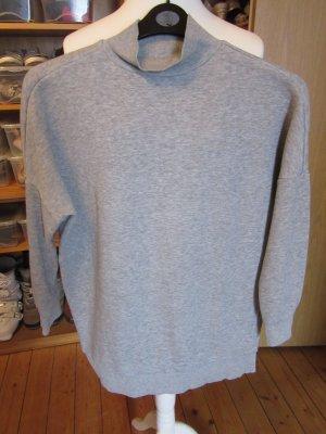 graues Sweatshirt Gr.XS H&M