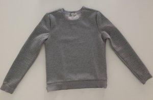 Graues Sweatshirt in der Größe XXS von BELLA RAGAZZA. kaum getragen.
