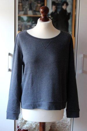 Graues Sweatshirt oversized H&M 40 M