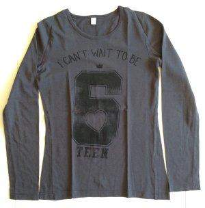 Graues Sweatshirt von ESPRIT in der Größe 152/158, wie neu!