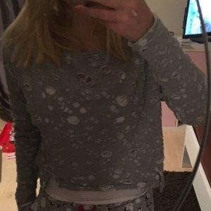 Graues Sweatshirt von Only