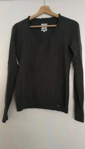 graues Sweatshirt von Tom Tailor