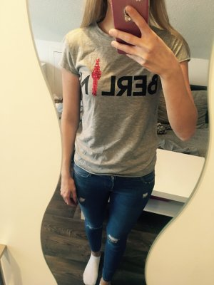 Graues T-Shirt Berlin