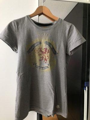 Graues T-Shirt Bogner Print