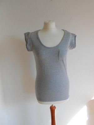 Graues T-Shirt gr 38