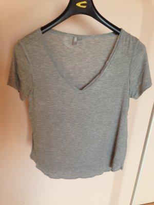 Graues T-Shirt von Asos