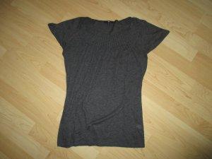 Graues T-Shirt von GAP Größe S