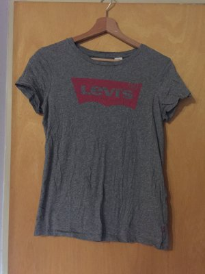 Graues T-Shirt von Levi's