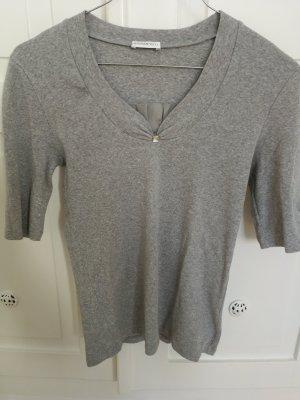 Graues T-Shirt von Rivamonti