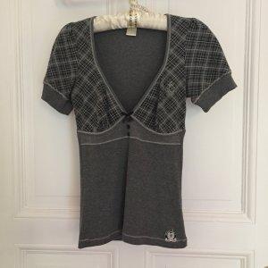 Graues T-Shirt von Vive Maria Größe M