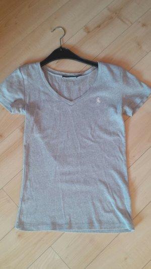 Graues Tshirt von Ralph Lauren Sport