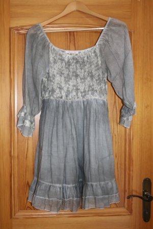 Graues Vintage-Kleid von Fashion Elle