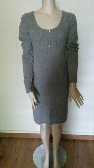 Qipao grey wool