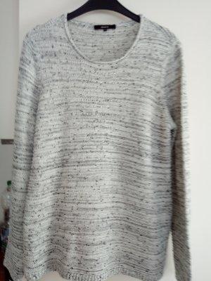 Graumelierter Pullover von Bonita Gr. M