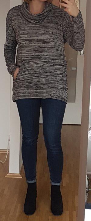 Graumeliertes Sweatshirt von Bench