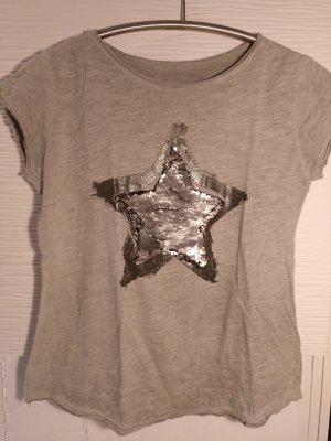 T-Shirt light grey