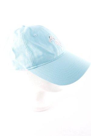Grazia x Esra Røise Basecap hellblau sportlicher Stil