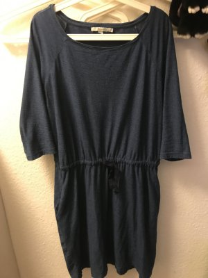 Great light dress in jeans style 42-44