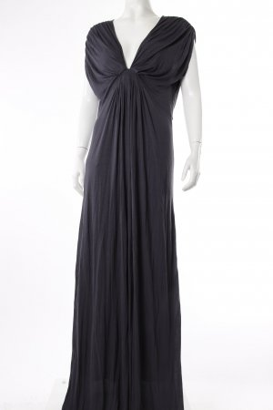 Great Plains Maxi-Kleid anthrazit