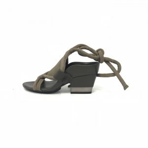 3.1 Phillip Lim High-Heeled Sandals khaki
