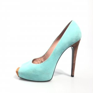 Green  Barbara Bui  High Heel