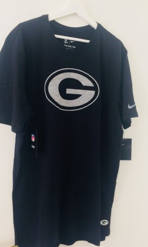 Green Bay Packers T Shirt, Gr. L, NIKE, neu