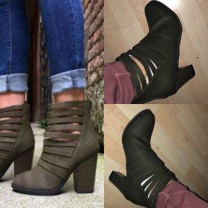Green Boot/Stiefel in Größe 41/42