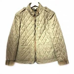 Green Burberry Jacket