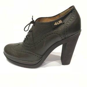 Cesare Paciotti High-Heeled Sandals khaki