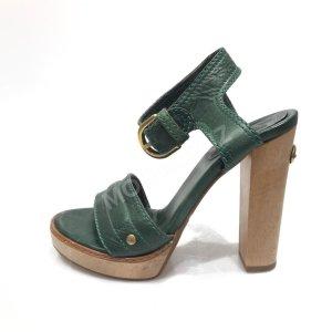 Green  Chloe High Heel
