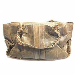 Green Chloe Shoulder Bag