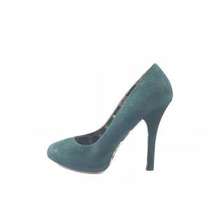 Dolce & Gabbana Sandalo con tacco alto verde