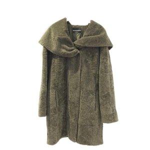 Green  Emporio Armani Coat