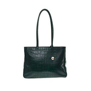 Green  Furla Shoulder Bag