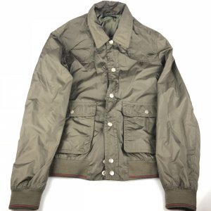 Green  Gucci Jacket