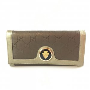 Green  Gucci Wallet
