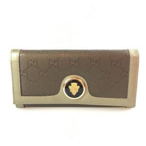 Green  Gucci Wallet