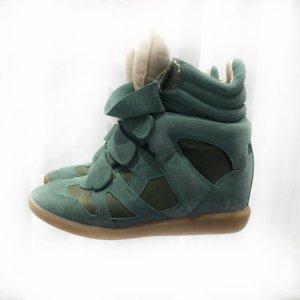 Green  Isabel Marant Sneaker